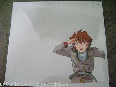 Mobile Suit Gundam 08Th Ms Team Michel Ninorich Anime Production Cel