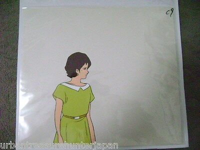Mobile Suit Z Zeta Gundam Mirai Yashima Noa Anime Production Cel