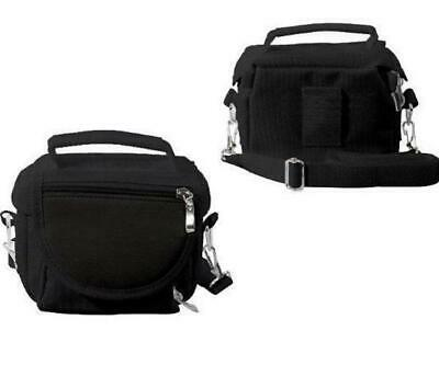 Black Accessory Kit Bag For Sony PS Vita PSV and PSP Console Carry Case
