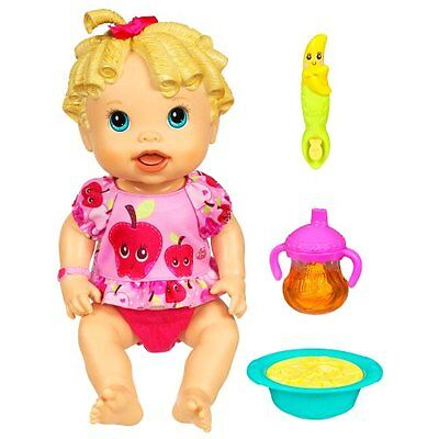 NEW Baby Alive Baby All Gone - Blonde