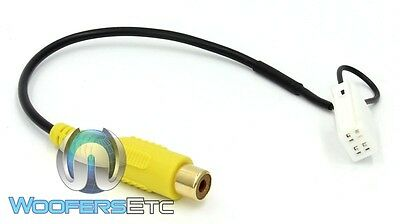 Eclipse Uc100 Universal Rear-View Camera Plug For Avn Receivers Dvd Tv Screen