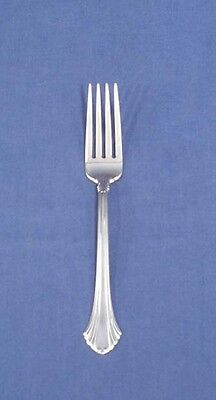 "Wallace Sterling Silver FRENCH REGENCY Dinner Fork 7-3/8"" Exc. Cond. 1 of 12"
