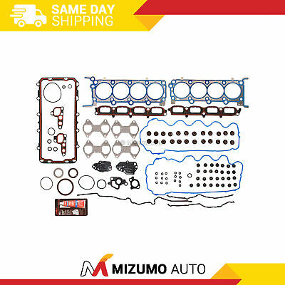 04-06 Ford Expedition F150 F250 Lincoln Navigator 5.4 TRITON 24V Full Gasket Set
