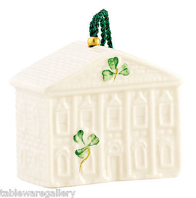 Belleek Old Parliament House Annual Ornament