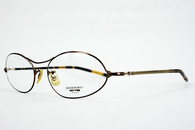 Oliver Peoples L.a. Brille Luxus Fassung / Glasses Op-613 Mbi #417 (1) LZ8Z6xL25