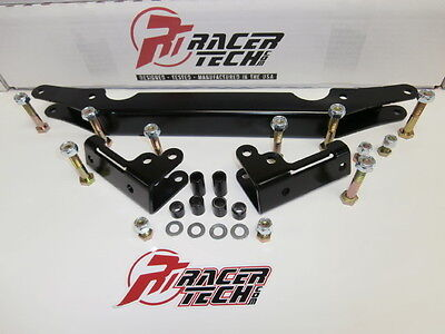 New Polaris Rzr 570 Heavy Duty 2 In. Lift Kit Black Powder Coat