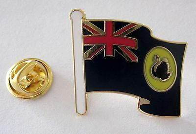 Western Australia Badge Flag Pin Badge WA Badge