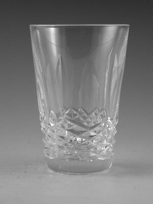 WATERFORD Crystal - KENMARE Cut - 5oz Tumbler Glass / Glasses - 3 3/4""