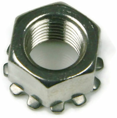 Stainless Steel Keps K Lock Nut UNC #4-40, Qty 100