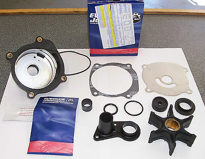 Johnson / Evinrude Water Pump Kit Assembly 85 - 235 Hp