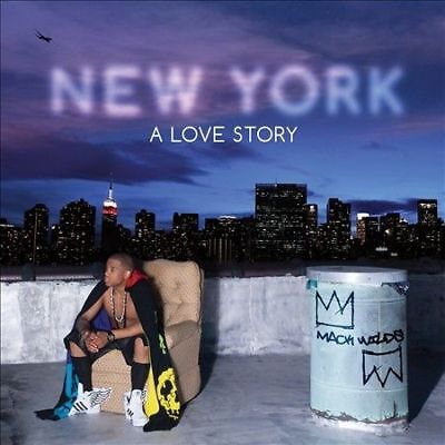 New York: A Love Story by Mack Wilds (CD, Sep-2013, Louder Than Life)
