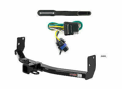 Curt Class 3 Trailer Hitch & Wiring for Cadillac SRX