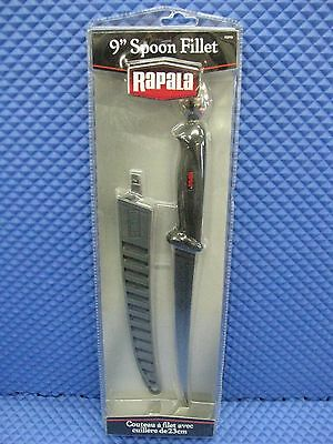 "Rapala 9"" Spoon Fillet #rspf9"