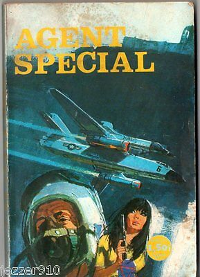 AGENT SPECIAL n°44 ~+~ 1970 SNEC