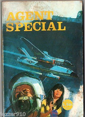 AGENT SPECIAL n°44 ~+~ 1970 ~+~ SNEC