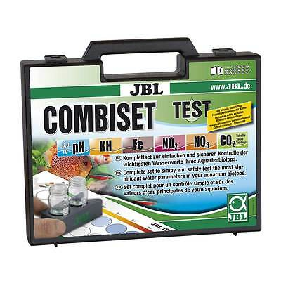 JBL Test Combi Set - Water Testing Set Aquarium TESTSET
