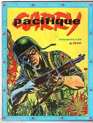 GARRY SPECIAL PACIFIQUE n°24 ~+~ 1963 ~+~ IMPERIA ~+~ grand format