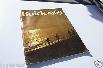 Auto Brochure - Buick - Product Line Model Overview - 1969 (AB202) - OS