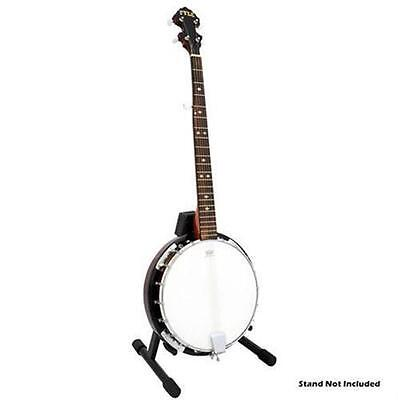 PBJ60 5 String Banjo Chrome Plated Hardware Made w/Mahogany Rosewood & Maplewood