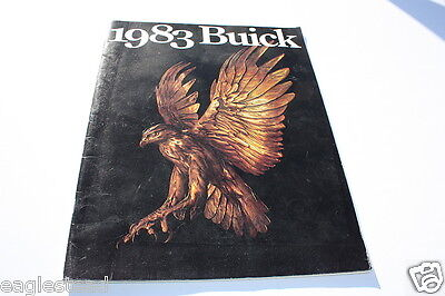 Auto Brochure - Buick - Product Line Model Overview - 1983 (AB213) - OS