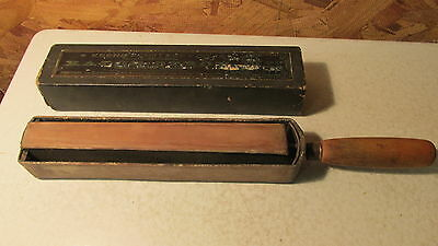 Antique Keene Cutlery Razor Strop