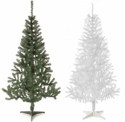 Decorative Festive Artificial Lapland Fir Christmas Tree Xmas Branch Stand Gift