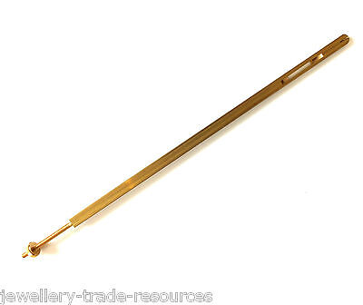 "NEW CLOCK PENDULUM ROD SPARES & REPAIRS 240mm 9.5"" • EUR 18,68"