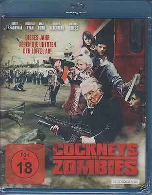 Cockneys vs. Zombies         BLURAY NEU FSK 18