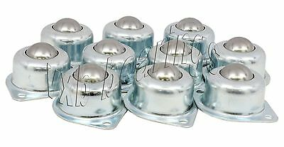 Flange Fit Mounting Ball Transfer Unit pack of 10 Mounted Bearings 7767