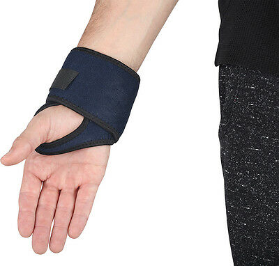 Magnetic Palm & Wrist Support Wrap Magnet Therapy Arthritis Carpal Pain New