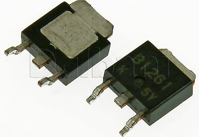 2SB1261-K Original New Sanyo Transistor BJT 3A 60V 3 Pin TO-252 B1261 PNP