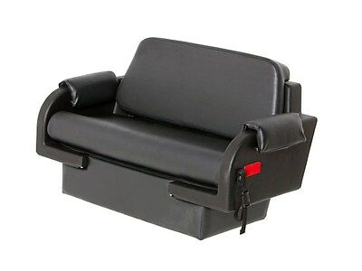 "Utv Large Xtra Wide Seat Extra Bench In Box Passenger Double Rear 31"" Cushion"
