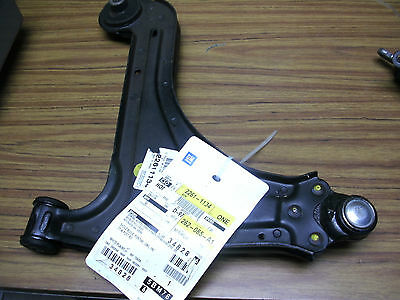 New Gm Lower Control Arm W/ Bushings & Ball Joint Oem 22611134 Nos