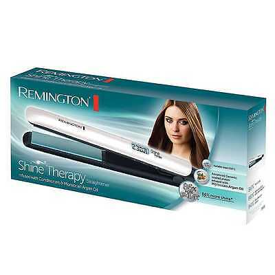 Remington S8500 Shine Therapy Hair Straightener 5 Year Warranty **new**