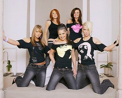 Girls Aloud 8 x 10 / 8x10 GLOSSY Photo Picture