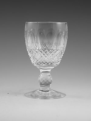 """WATERFORD Crystal - COLLEEN Cut - Port Wine Glass / Glasses - 4"""""""