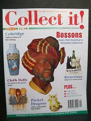 Collect it! Magazine. Issue 28, October 1999. In very good condition.