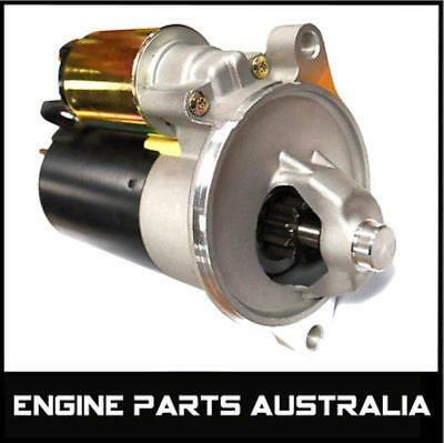 Ford Falcon V8 starter motor XR XT XW XY XA XB XC XD XE suit manual only