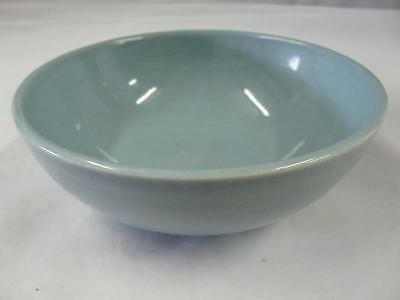 IROQUOIS RUSSEL WRIGHT CASUAL CHINA LIGHT BLUE PATTERN COUPE SOUP BOWL 5-1/4""