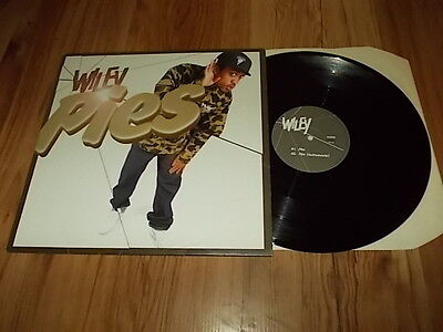 "Wiley-Pies-2004 12"" single"