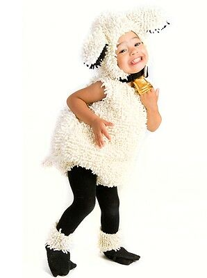 Lovely Lamb Sheep Plush Costume Baby Infant Toddler 6 9 12 18 24 month 2T 3T 3 4
