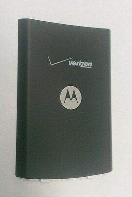 Lot Of 2 Used Oem Battery Door Back Cover Motorola W385 Gray