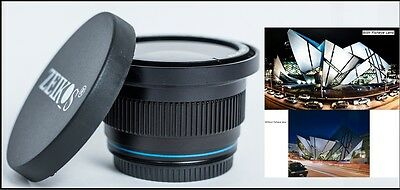 For Canon EOS Rebel SL1 Super Hi Definition Wide Angle Fisheye Lens With Macro