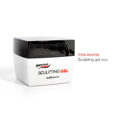 SuperNail Sculpting gel 2oz / 56g esn gel #63075