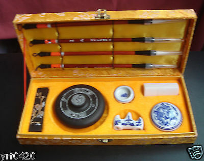 Chinese Painting Calligraphy Tool Set