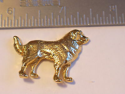 Golden Retreiver Dog Pin Golden Really nice pin - Make a great Gift!