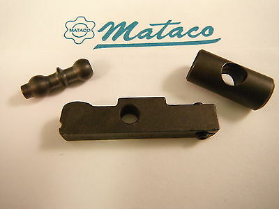 BRIDGEPORT MILL PART, milling machine FEED TRIP LEVER, BALL &  PLUNGER 1033 NEW