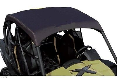 Can Am Commander 1000 800 Bimini Top Stylish Rain Sun Protection Roof Black Brp