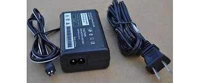 Sony DCR-DVD108 HandyCam Camcorder power supply ac adapter cord cable charger