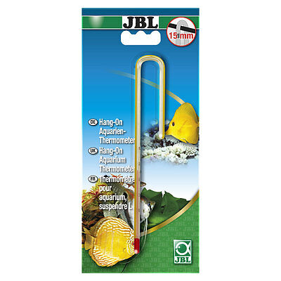JBL Hang-on Aquarien-Thermometer - L (15mm) - Zubehör Präzisionsthermometer